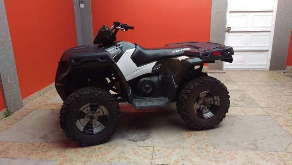Cuadraciclo Polaris 800 EFI 2014 4x4
