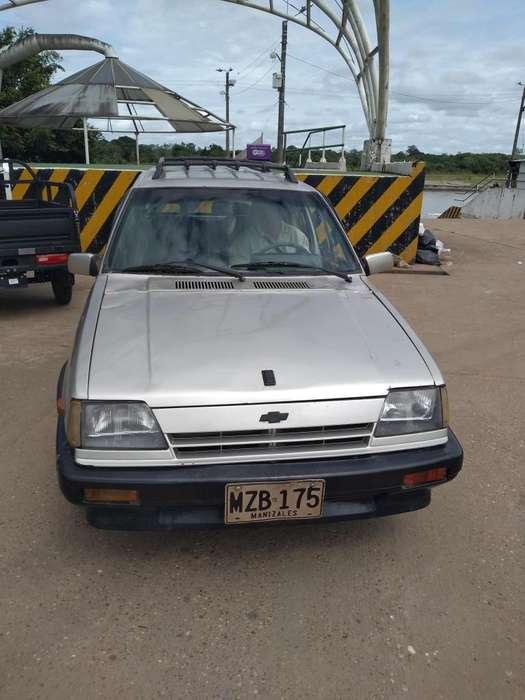 Chevrolet Sprint 1991 - 1000 km