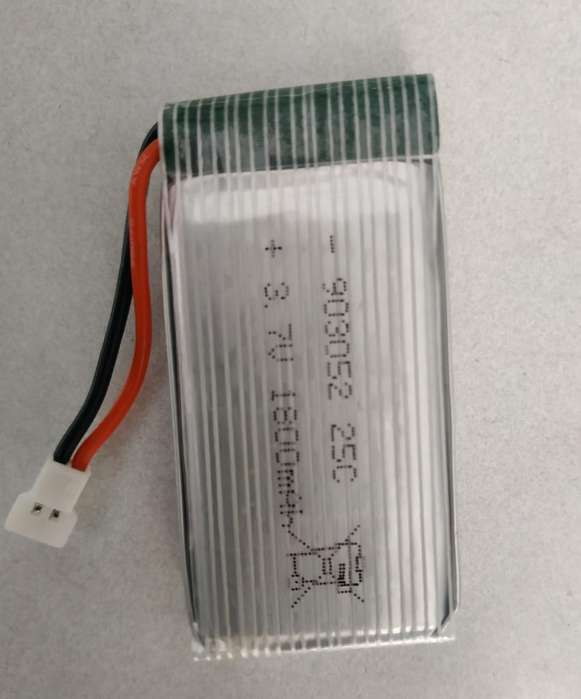 <strong>bateria</strong> Drone Ky101s 1800 Mah