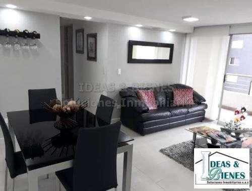 <strong>apartamento</strong> En Venta Medellín Sector Loma Los Bernal: Código 853271