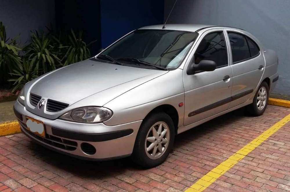 Renault Megane  2004 - 146000 km