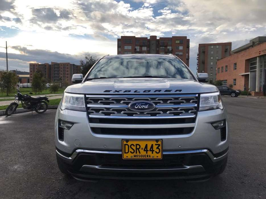 <strong>ford</strong> Explorer 2018 - 8900 km