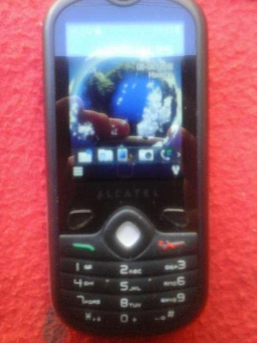 Teléfono Celular Alcatel Ot706a. Liberado. Touch Screen.