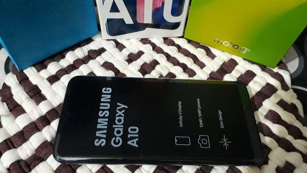 Samsung Galaxy A10. Oferta. Nuevos
