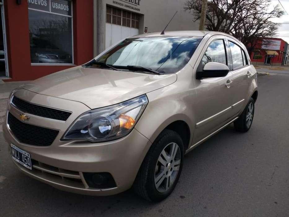Chevrolet Agile 2013 - 44000 km