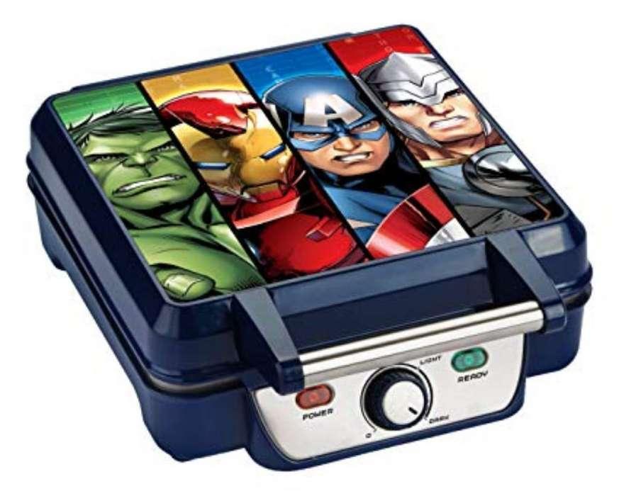 Waflera Avengers Nueva