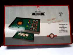Juego Mini Billar Hockey Casino Black