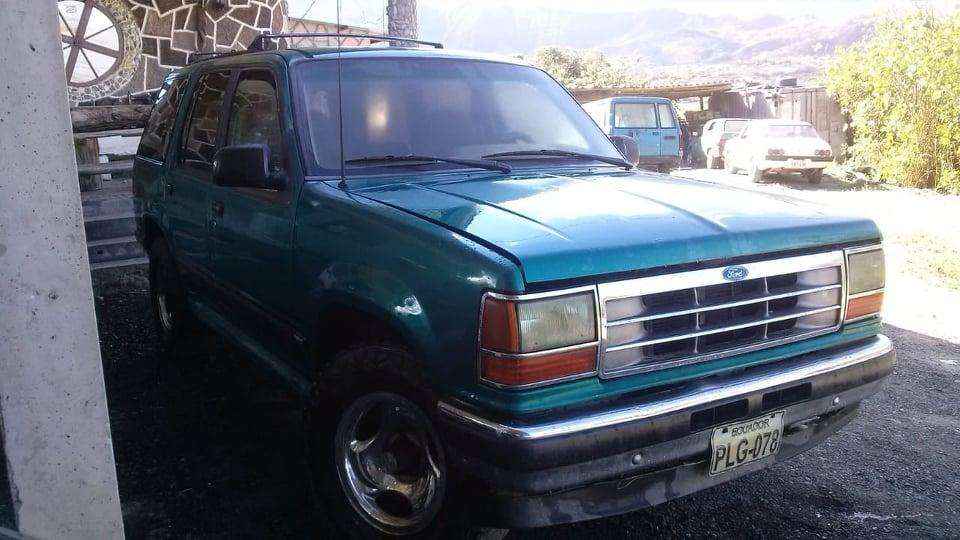 <strong>ford</strong> Explorer 1993 - 348000 km