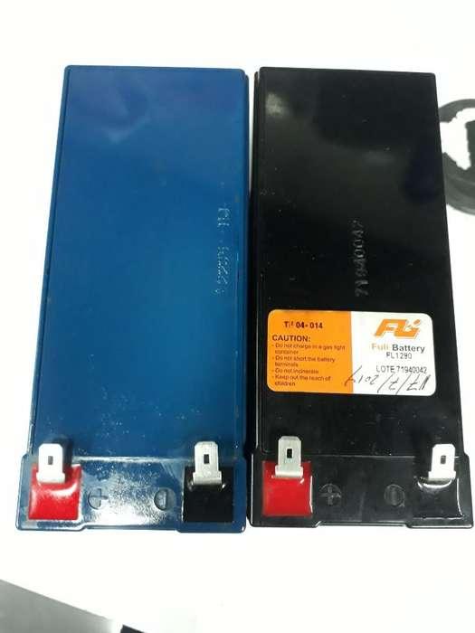 Baterías Recargables 12v