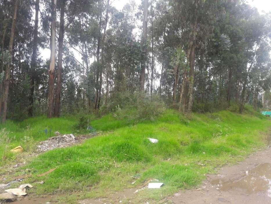 Vendo terreno Valle de los Chillos, Puente Dos 2.500 m2