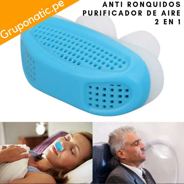Anti Ronquido Y Purificador Nasal Gruponatic San Miguel Surquillo Independencia La Molina Whatsapp 941439370