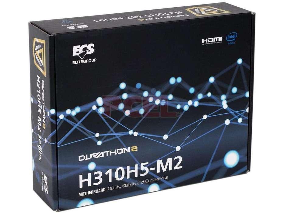 Mother Ecs Elitegroup H310h5-m2 Intel 8va Gen