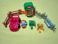 Little people muñecos y sets
