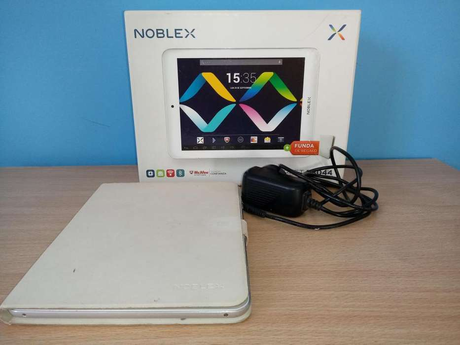 Tablet Noblex Modelo T8044 8