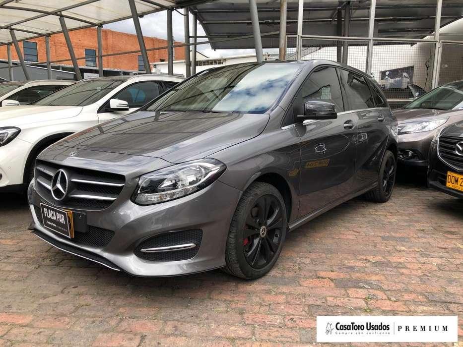 Mercedes-Benz Clase B 2019 - 9207 km