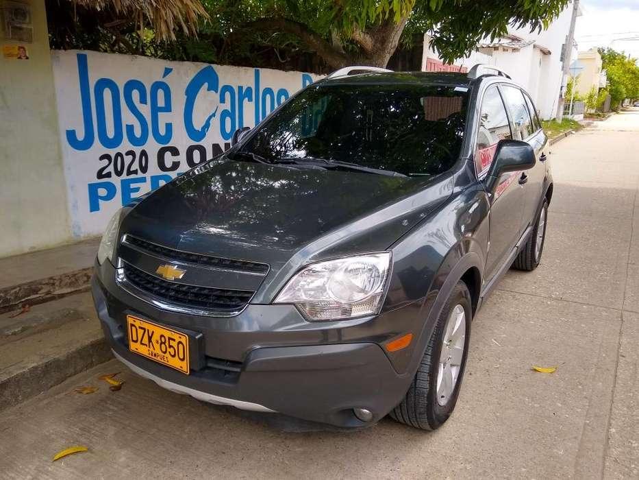 Chevrolet Captiva 2012 - 64000 km