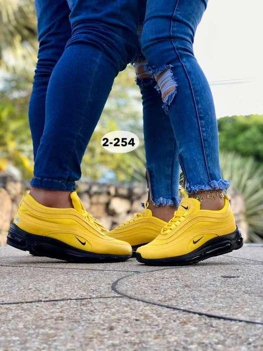 Zapato Deportivo Nike Retro 97 Unisex