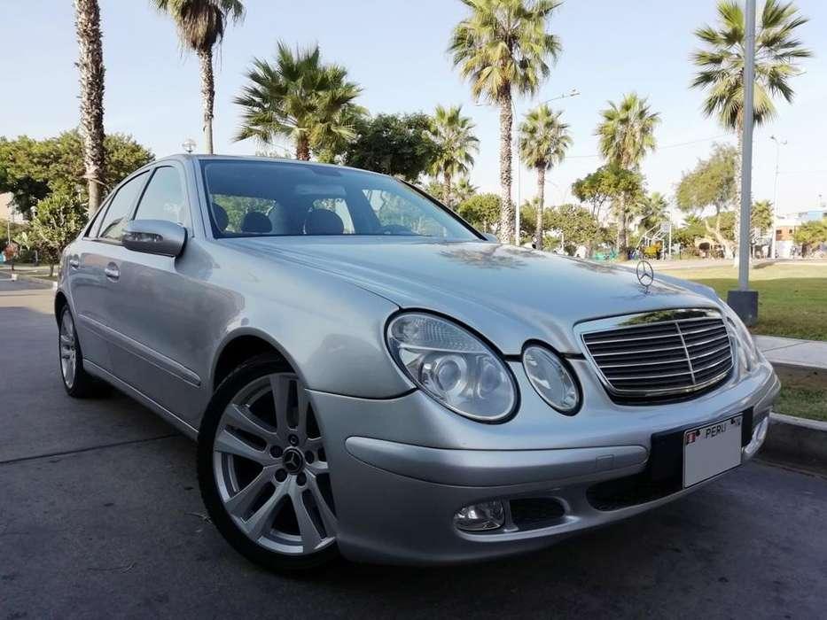 Mercedes-Benz Clase E 2004 - 130000 km