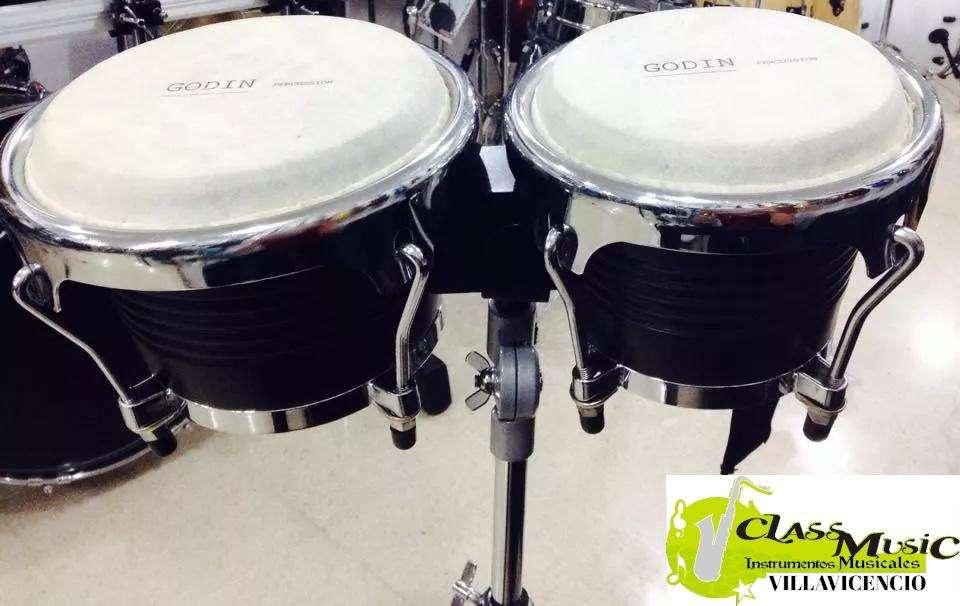 Bongo Aro Normal y Confort Godin Percussion Nuevos
