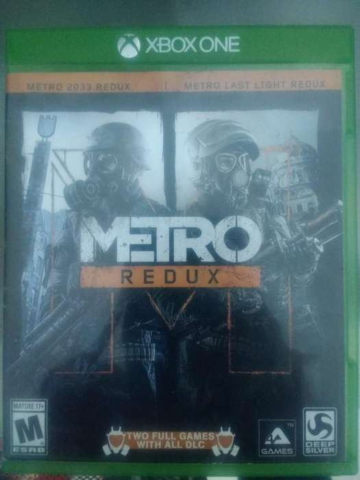 Metro Redux - Xbox One Video Juego