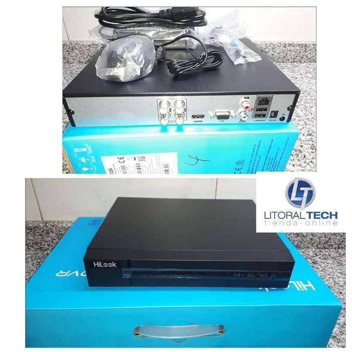 DVR Hilook x4, 204G-F1 1080