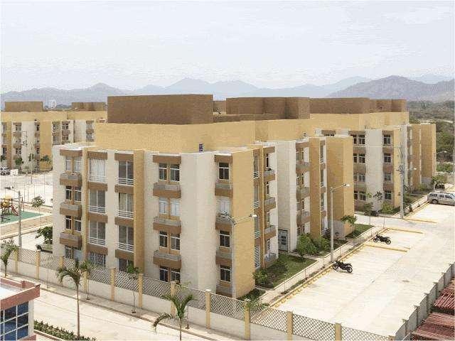 VENTA DE <strong>apartamento</strong> EN Curinca COMUNA NO. 9 SANTA MARTA 645-698