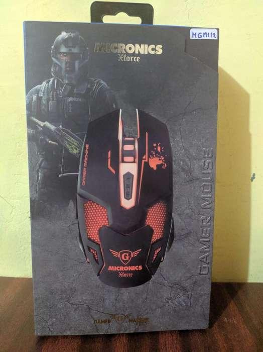 Mouse Gamer - Micronics