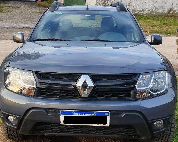 Renault Duster Oroch 2018 - 6400 km