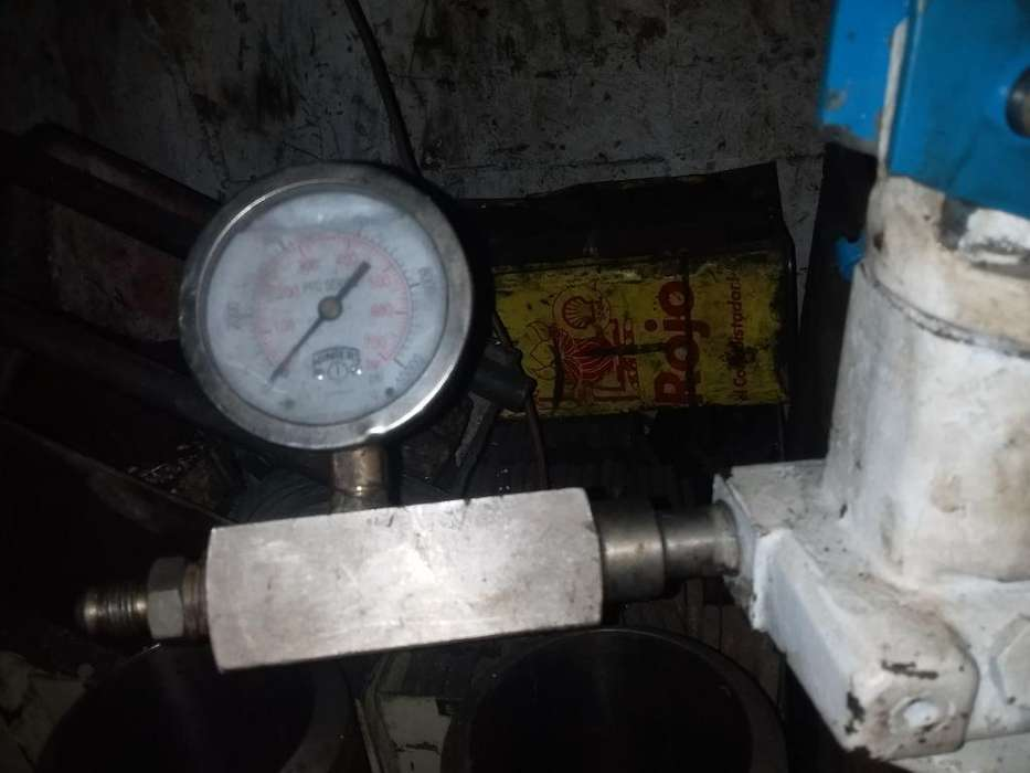 Bomba Hidraulica 10000psi 3002450032
