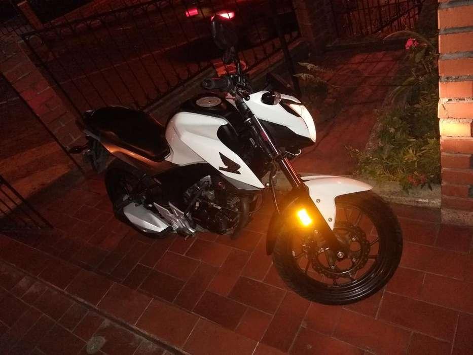 Se Vende Moto Honda Cb 160