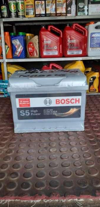 Batería Bosch para Chevrolet Aveo, corsa Autorepuestos Novoa Carrera