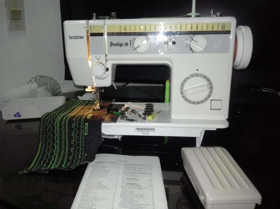 Maquina de coser BROTHER Prestige 30 en excelente estado