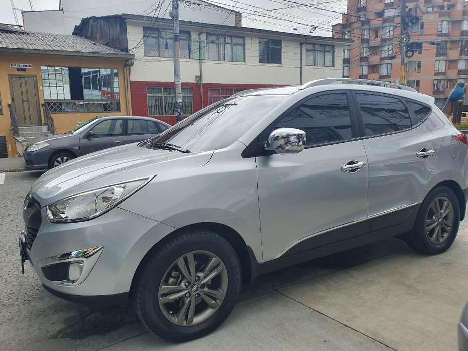Hyundai Tucson ix-35 2014 - 90000 km
