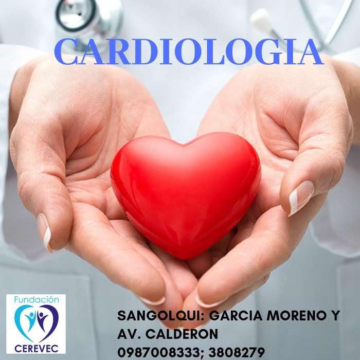 15,oo - CARDIOLOGO - VALLE DE LOS CHILLOS - 0987008333