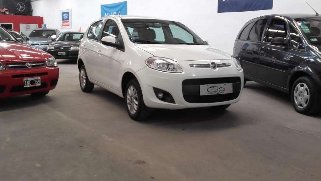 FIAT PALIO ATTRACTIVE FINANCIADO