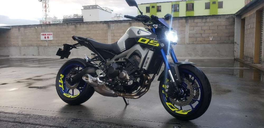 Se Vende <strong>yamaha</strong> Mt 09 Abs 2015