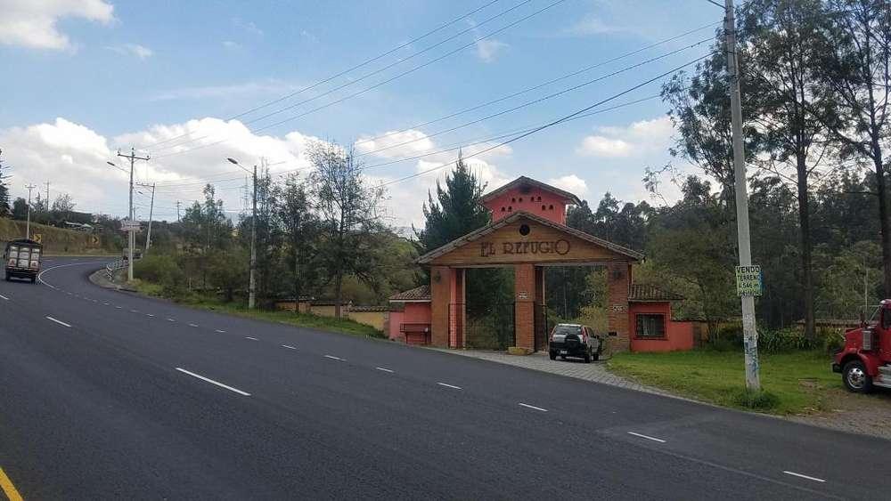 Lotes en Club Hacienda El Refugio / Vía Pintag Alangasí