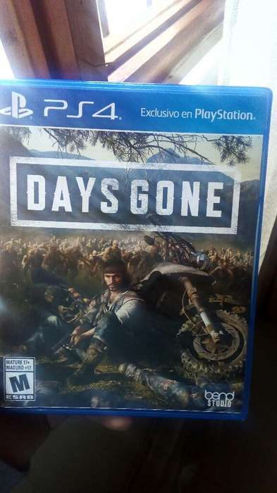 Juegos Ps4 Days Gone Impecable Delivery