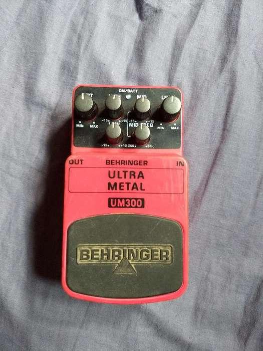 Behringer Ultra Metal