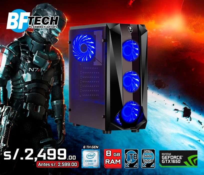 CPU GAMING INTEL CORE I7 6TH GEN 26