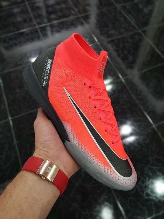 Zapatillas Nike Mercurial Futbol Sala