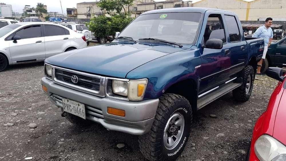 Toyota Hilux 1998 - 0 km