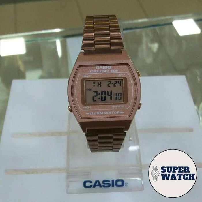 Reloj Casio Vintage <strong>oro</strong> Rosa Original