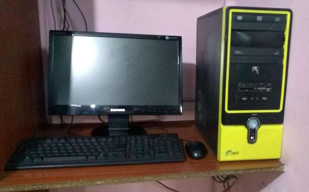 Gangazo, vendo computador de escritorio, en buen estado Negociable