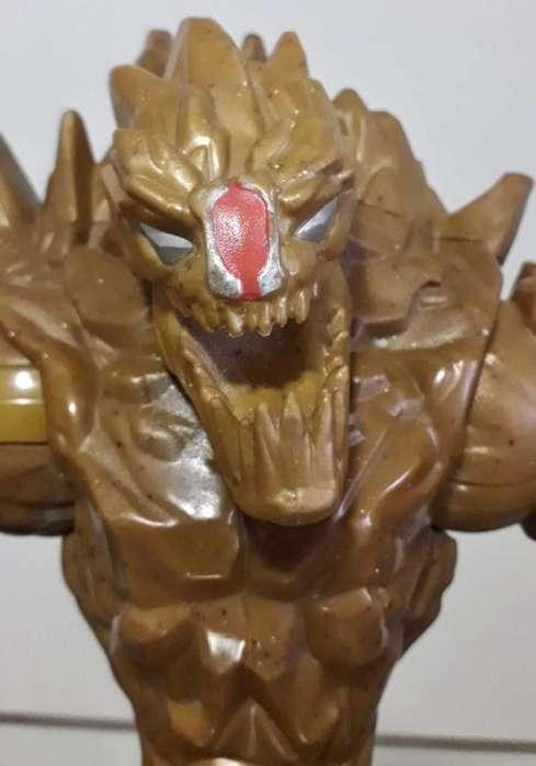 Elementor de Piedra Max Steel