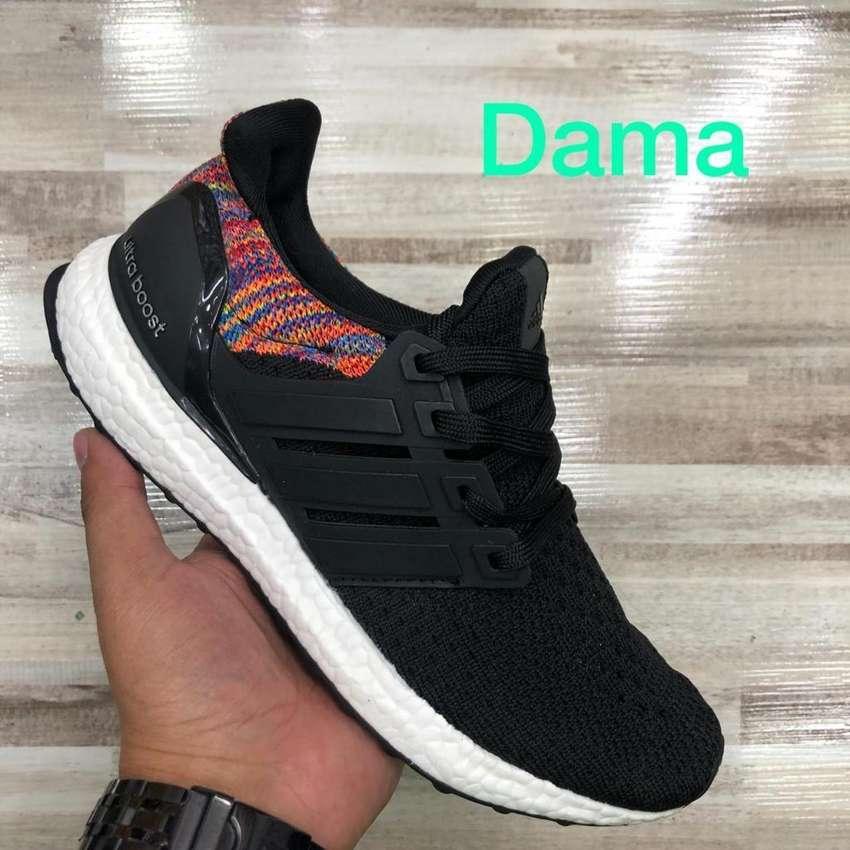 Zapatillas Adidas Ultra Boost Mujer - Zapatos - 1055092160
