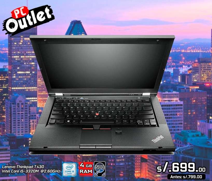Laptop Lenovo Thinkpad intel core i5 3320m