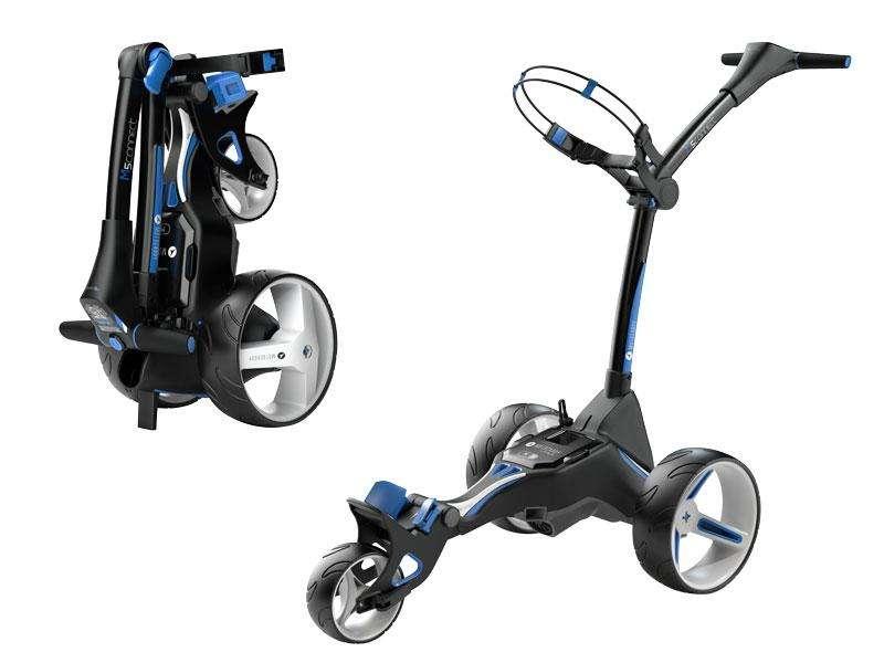 Carro golf electrico Motocaddy M5 - sdg