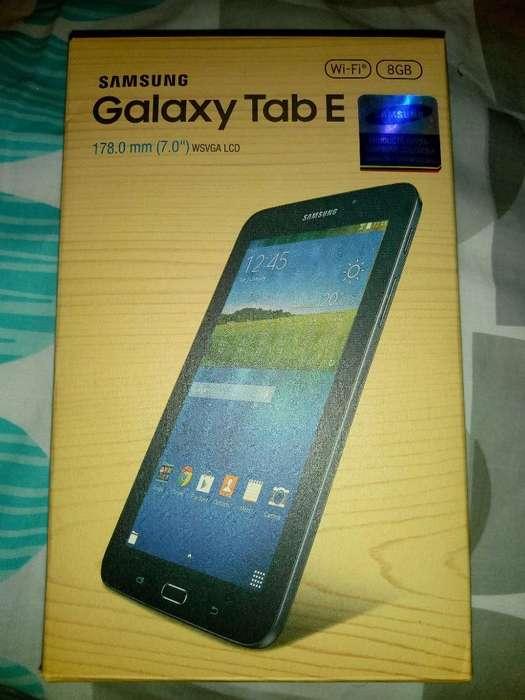 Super Galaxy Tab E de 7 de Samsung