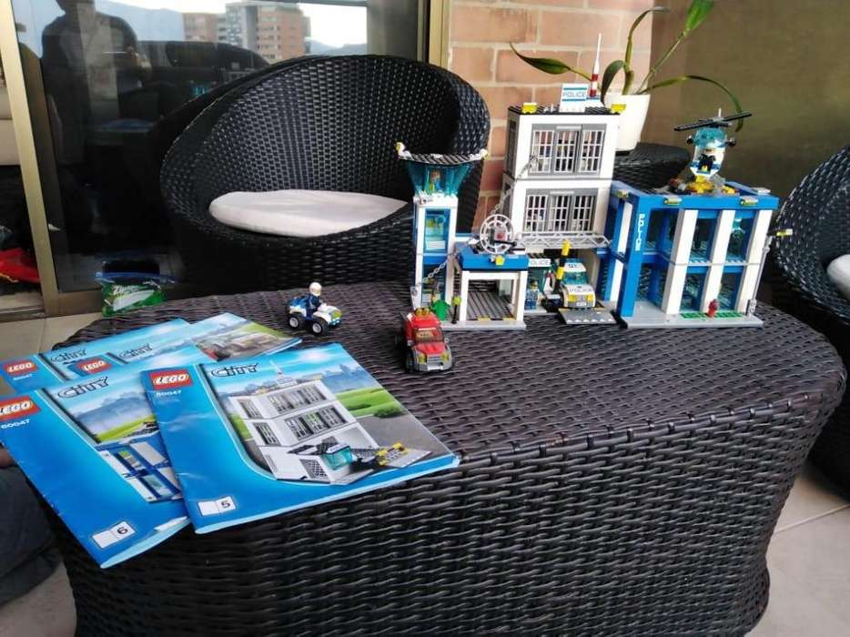 Lego City Estación de Policia 60047